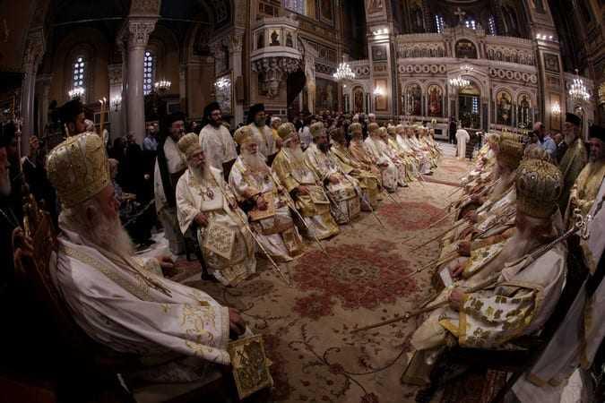 Ανίερος Ενδοτισμός της Διοικούσης Εκκλησίας