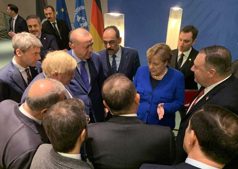 The Berlin Conference on Libya: Fragile Hopes