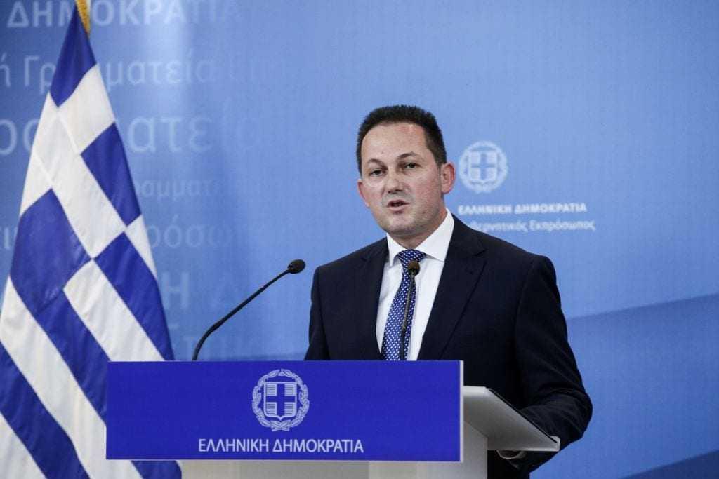 Πέτσας: Δεν υπάρχει θέμα κοινών γεωτρήσεων Ιταλίας και Τουρκίας