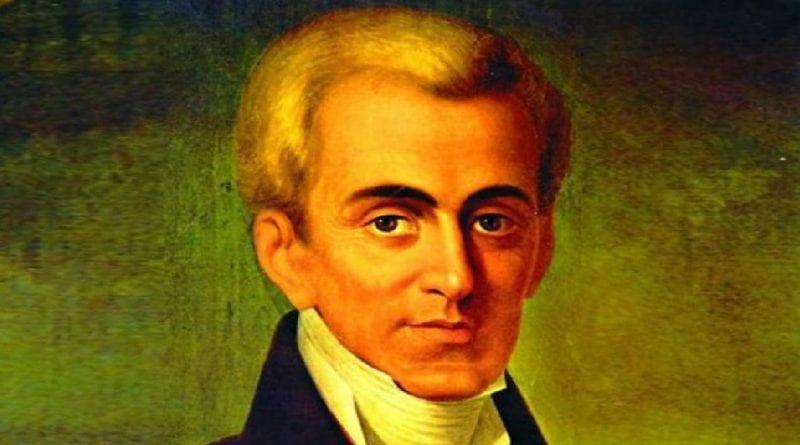 Ιωάννης Καποδίστριας: Ο Μοναδικός ιστορικός Εθνάρχης της Μεγάλης Ελλάδος