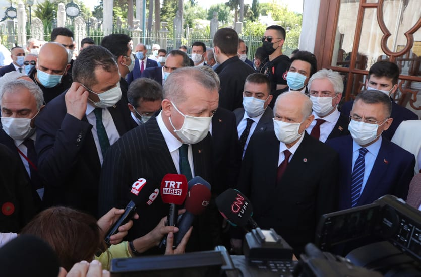 Turkish Aggression Is NATO's 'Elephant in the Room'
