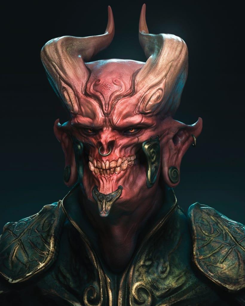 """El Diablo"" Έδωσα τη καρδιά μου στον διάβολο, στον διάβολο!"