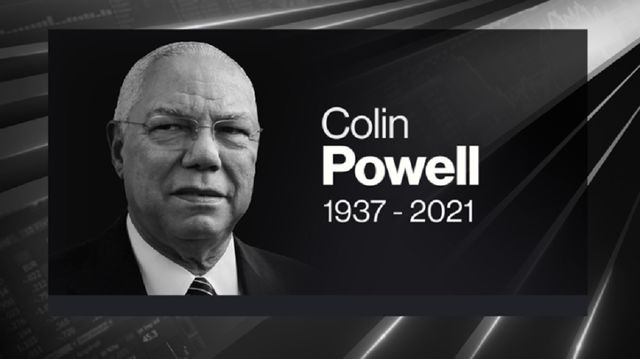 Colin Powell, Who Shaped U.S. National Security, Dies at 84